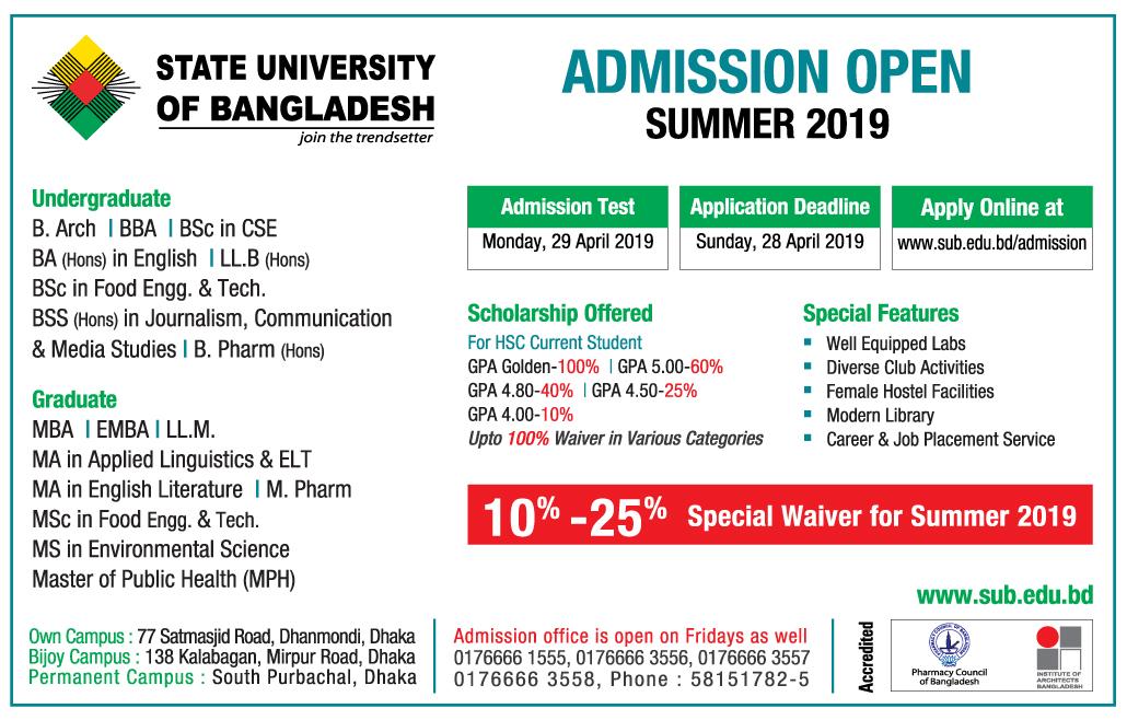 Admission-Summer-2019
