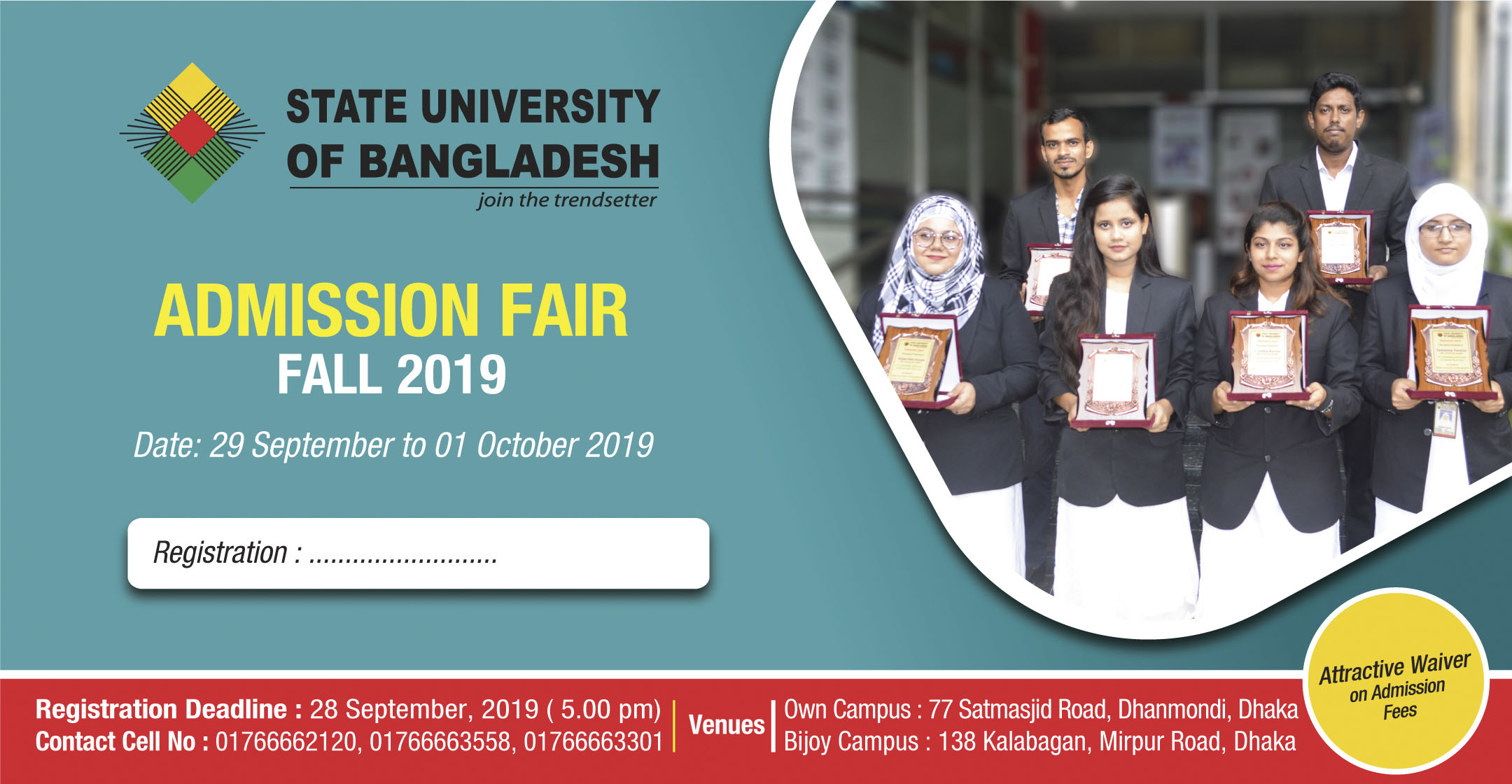 Admission-Fall-2019